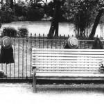 Carlos Somonte, de la serie Escena de parque, 2002.