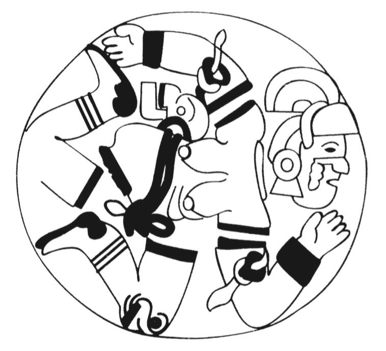 Coyolxauhqui. Signos y símbolos, 2008.