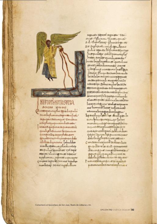 Comentario al Apocalipsis de San Juan, Beato de Liébana s. VIII.
